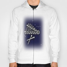 Space Marimba Hoody