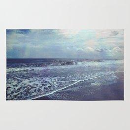 The Ocean Blue Rug