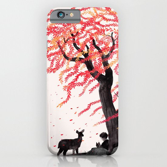 Wind in the Willows iPhone & iPod Case