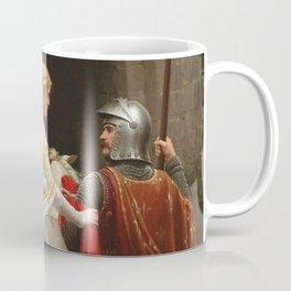 "Edmund Blair Leighton ""God Speed!"" Coffee Mug"