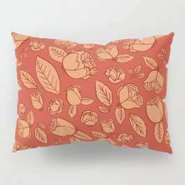 Briar Rose Amber Pillow Sham