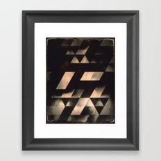 tyntype Framed Art Print