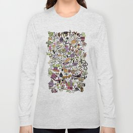 For the love of drawing Long Sleeve T-shirt