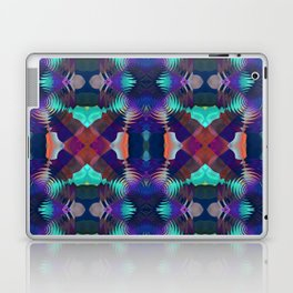 Abstract Patchwork Laptop & iPad Skin