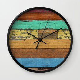 Country Pop Sydney Wall Clock