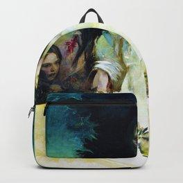 Abbott Handerson Thayer - My Children - Digital Remastered Edition Backpack