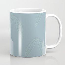 Downward Floral Coffee Mug