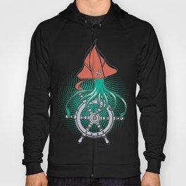 The squid pirate Hoody