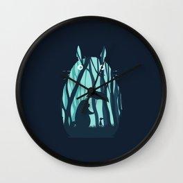 My Neighbor Totoro's Wall Clock