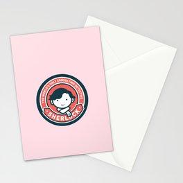 Sherlock - Cute Sherlock Holmes in Red Stationery Cards