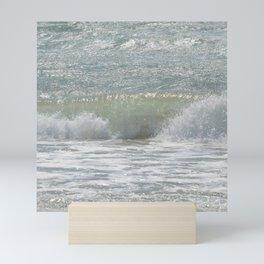 Loving the Waves number 3 Mini Art Print