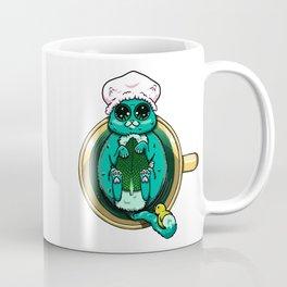 Minty Coffee Mug
