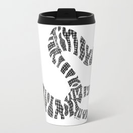 That'sa Moray (zebra moray eel) Travel Mug