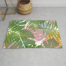 Tropical Morning #society6 #buyart Rug