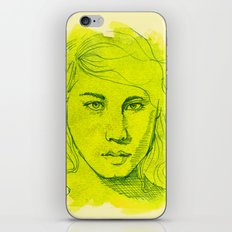 Desmid iPhone & iPod Skin