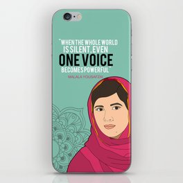 One Voice iPhone Skin