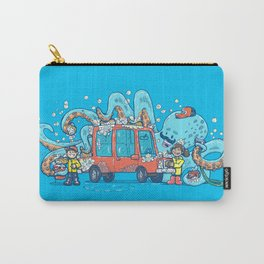 Octopus Carwash Carry-All Pouch