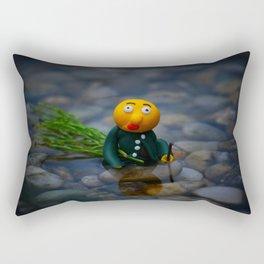 working gwerg Rectangular Pillow