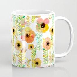 Peony field Coffee Mug