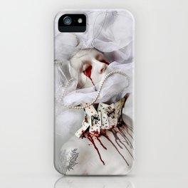 snow.white iPhone Case