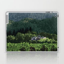 Napa Valley - Far Niente Winery, Oakville District Laptop & iPad Skin
