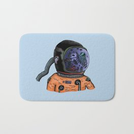 Sea Astronaut Bath Mat