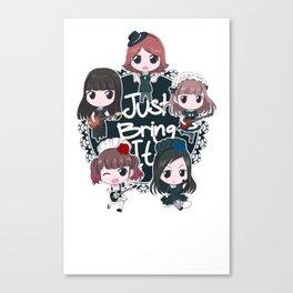 BAND-MAID - Just Bring It Canvas Print