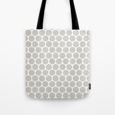 Polka dot Crazy Tote Bag