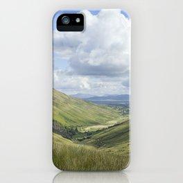 Glengesh Pass iPhone Case