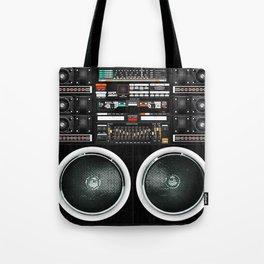 Boombox Ghetto J1 Tote Bag
