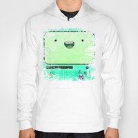 bmo Hoodies featuring BMO by Some_Designs