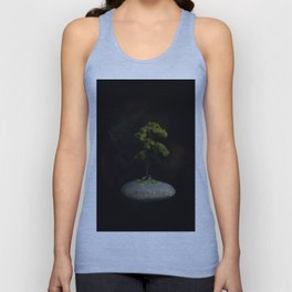 The Second Sanctuary in Space Unisex Tank Top