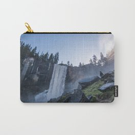 Vernal Falls, Yosemite National Park Carry-All Pouch