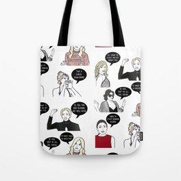 Ladies of New York Tote Bag