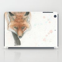 rogue iPad Cases featuring The Rogue by Tahirih Goffic