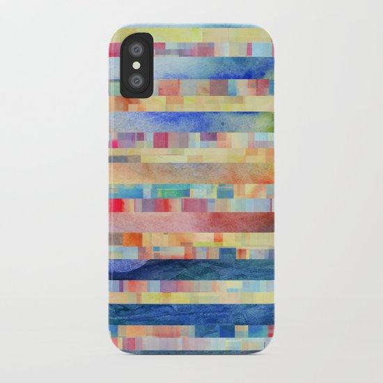 Amalgamate (sp) iPhone Case