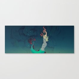 Sirene Canvas Print