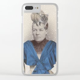 Salvaged Relatives (05) Clear iPhone Case