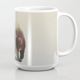 Veluwe V2: Pine Marten Coffee Mug