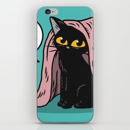 I am cute iPhone Skin