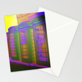Call Me Old School Stationery Cards