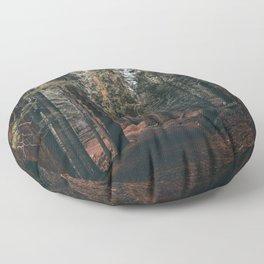Walking Sequoia Floor Pillow