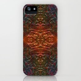 Abstract Beauty iPhone Case
