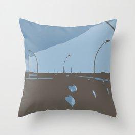 Namal Tel Aviv Throw Pillow