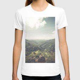 Edge of World T-shirt