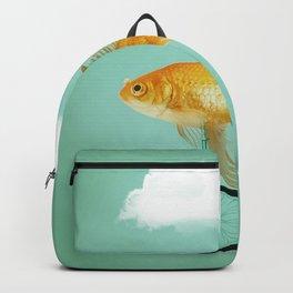 unicyle goldfish III Backpack