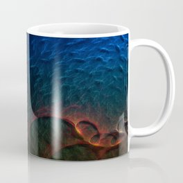 Life In The Abyss Coffee Mug