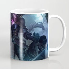 Dark Waters Diana League Of Legends Coffee Mug