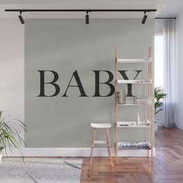 BABY Wall Mural