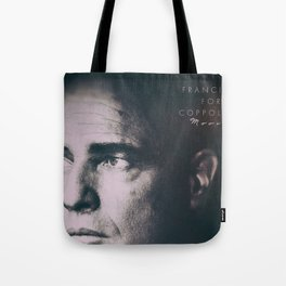 Apocalypse now, Marlon Brando, Vietnam war, alternative movie poster, cult film Tote Bag